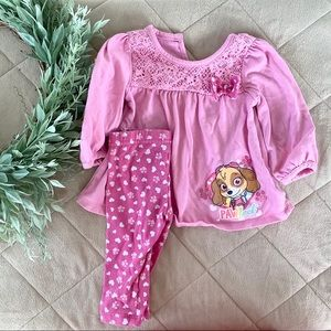 NICKELODEON: paw patrol outfit